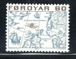 FAROE ISLANDS FOROYAR  STAMPS MINT NEVER HINGED LOT 54630