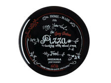 Pizzateller Friends Time Saloon schwarz 32cm LUMINARC