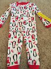 Childrens Christmas Pajamas Penguins Size 24 Months Sleigh Snug Fit