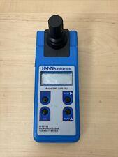 Hanna Instruments Hi93703 Microprocessor Turbidity Meter Hi 93703