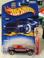 Hot Wheels Mazda MX-5 Miata #094 Black Mr. Electric