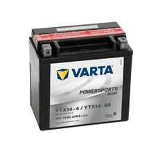 Batterie Moto VARTA YTX14-BS 12V 12AH 200A