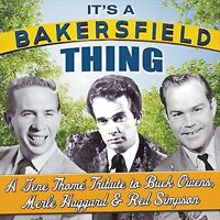 Gene Thome / Bakersf - It's a Bakersfield Thing [New CD] Professionally
