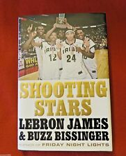 LEBRON JAMES SIGNED*SHOOTING STARS*2009 HCDJ 1ST/1ST  UD CERTIFIED WOW!
