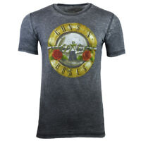 GUNS N ROSES Mens T Tee Shirt S M L XL Classic Music Rock Roll Logo Tour NEW