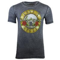 GUNS N ROSES Mens T Tee Shirt S M L XL Classic Music Rock Roll Logo Tour NEW