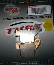 Tusk Rear Brake Pads Sintered Metal CRF150R CR125R CR250R CRF250R /X CRF450R /X