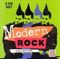 Modern Rock Collection by Various Artists (CD, Aug-2000, 2 Discs, Time/Life...