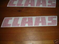 Claas Sticker, Tractor Combine Baler