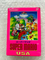 """Super Mario USA """"Good Condition"""" Nintendo Famicom Japan"""