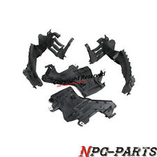 Headlight Beam Bracket Mount Support Set For AUDI A4 S4 B8 09-12 Allroad 10-12