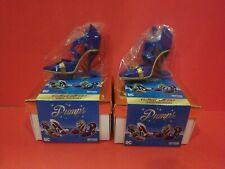 DC Comics Bombshells Mini-Pumps Series 1 Vinyl Collectible BATGIRL 2pc Pumps