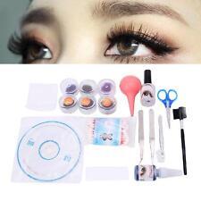 Pro Makeup Tools False Eyelashes Extension Cosmetic Set Kit Eyelash Nipper Glue