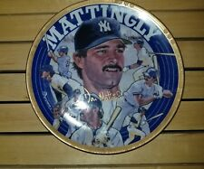 1994 Sports Impressions NY Yankees Don Mattingly Todays Legend Plate #7 of 2500
