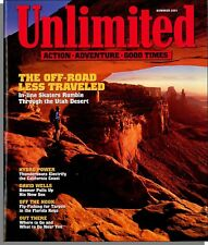 Unlimited Action Adventure Good Times - 2001, Summer - Skaters in Utah Desert