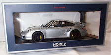 Porsche 911 GT2 2007 Silver 1:18 SCALE New in box