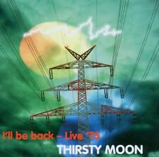 """Assoiffée Moon: I 'll be back – Live' 75; Live at the """"violet Hibou"""", Long Hair NEUF"""