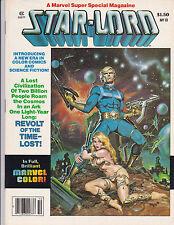 Marvel Comics Super Special #10 Vf/Nm