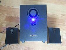 SoloAudio Computer Speakers 2.1 Multimedia Speaker System Model TL-M2112