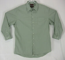 Covington Men's Long Sleeve XL Dress / Casual Shirt 17/17 1/2  34/35 Tan