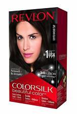 Revlon 3D Color Gel Technology Brown Black 2N Free Shipping