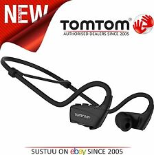 TomTom 9R0M.000.03 Bluetooth Wireless Sports Gym Running Black Headset Handsfree
