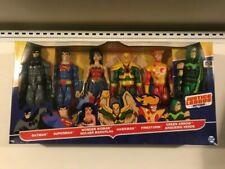 """DC Justice League Action 6 Pack Batman Superman Wonder Woman 12"""" Figure Lot"""