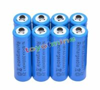 8x AA 2A 3000mAh 1.2 V Ni-MH rechargeable battery cell for MP3 RC Toys Camera BE