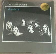 The Allman Brothers Band Idlewild South Color Vinyl Lp New And Sealed