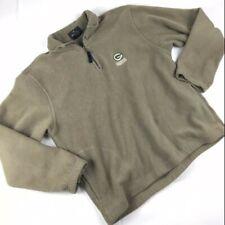 Antigua NFL Bay Packer Fleec Pullover Sweatshirt M