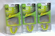 MoGo Sport M3 Flavored Mouth Guard, Yellow, Adult (Pack of 3)