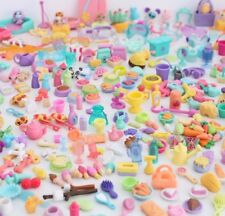 ❤️ LITTLEST PET SHOP ❤️ LPS 10 PIECES RANDOM SURPRISE GRAB BAG LOT ACCESSORIES