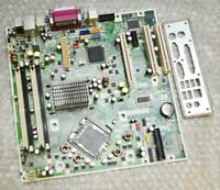 HP 404166-001 404794-001 404167-001 Socket 775 Motherboard with I/O Back Plate