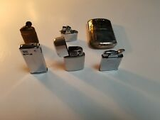 Lot of Vintage Butane Lighters & Handwarmer