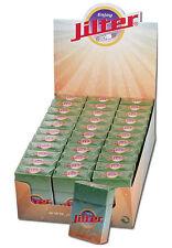 Ein Display (33 x 42 Filter) Jilter Rolling Filtertips Tubes Smoking Papers