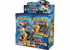 Pokemon XY evolutions booster packs factory sealed 36 no box (charizard)