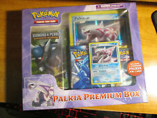SEALED Pokemon PALKIA PREMIUM BOX Diamond Pearl CARD Set Great Encounters Pack