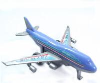 Plastique Air Bus Modèle Enfants Enfants Tirer Retour Airliner Passager IY