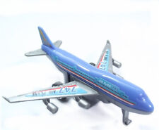 PlasticAir Bus Model Kids Children Pull Back Airliners Passenger Plane Toys Gift
