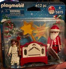 Playmobil 5875 Santa Claus Angel Organ 12 pcs