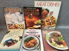 Vtg 1980's Cookbooks Campbell's McCall Litton Better Homes & Gardens