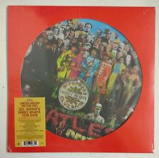 The Beatles Sergent Poivrons Cœurs Perdus Club Band LP Europe 2017 Photodisc
