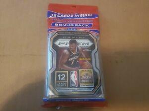 2020-21 Panini Prizm Basketball Cello Fat Pack