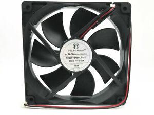 1PC PELKO Motors R1225Y24BPLP1s-7 24V 0.43A 12CM 12025 cooling fan