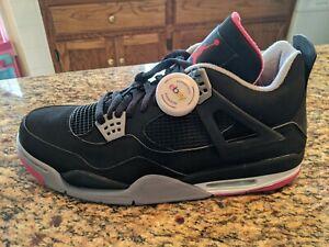 Single Left Shoe - 2008 Air Jordan 4 Bred CDP 308497-003 Amputee Mens 13 - 1Shoe