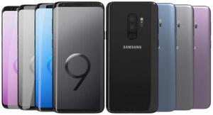 Samsung Galaxy S9 - S9 Plus + 64gb 128gb Unlocked Smartphone all GRADEs