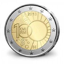 """BELGIE SPECIALE 2 EURO 2013 UNC  """"100 JAAR METEOROLOGISCH INSTITUUT"""""""