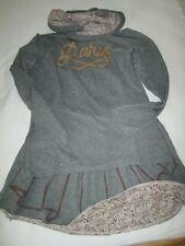 Scotch R'Belle Kapuzen Sweatshirt Grau Gr. 16 170
