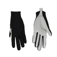 PRO' line Guanti Ciclismo Bicicletta Invernali NERO Winter Cycling Gloves M L XL