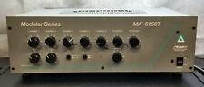 Peavey MA6150T Seven Channel Modular Mixer Amplifier